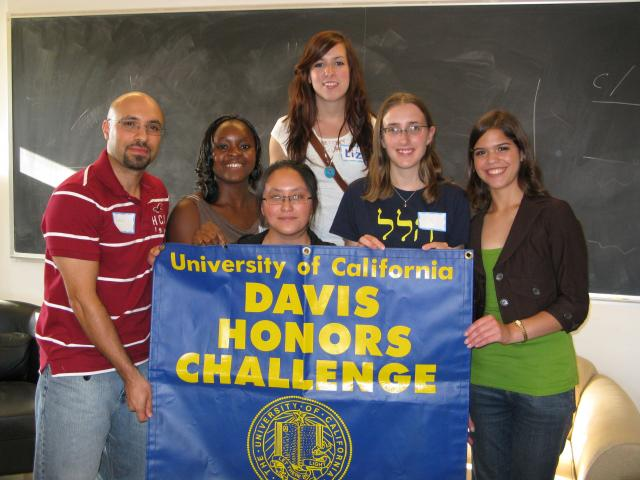 Davis Honors Challenge Students - Fall 2008