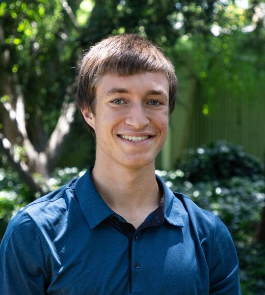 UC Davis University Honors Program student James Melkonian